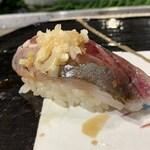 第三春美鮨 - 真鰺 93g 瀬付き 釣 兵庫県沼島