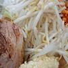 自家製麺 麺でる - 料理写真:小ラーメン