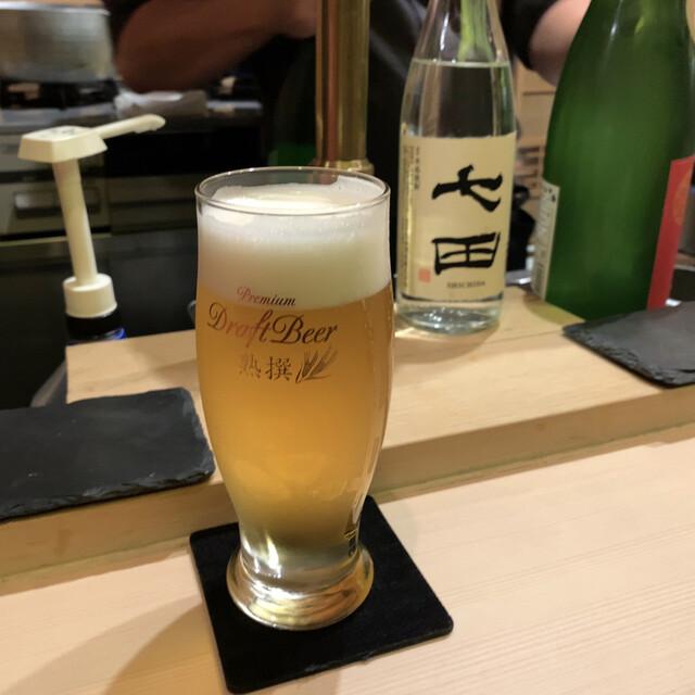 鮨酒場 嘉兵衛の料理の写真