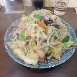 Nagasakisaikan - 皿うどん