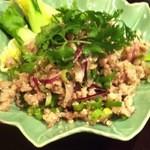 サワディー - 7/3 ラープガイ(鶏) ラオス料理