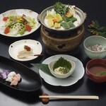 懐石・豆腐割烹雪花菜 - 豆腐懐石