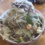 水城ラーメン - 料理写真:ちゃんぽん
