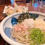 玄庵 - おろしそば浅草、天ぷら盛り