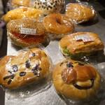 デニッシュ - 料理写真:なまらパン