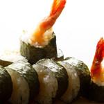 浅葱  - 海老天巻き