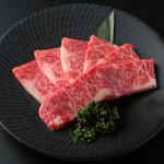 MESHIYAはらぺこ - 和牛上カルビ 1380円(ハーフ 690円)