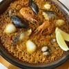 アルハンブラ - 料理写真:シーフードパエリヤ