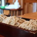 桃前 - 料理写真:せいろアップ