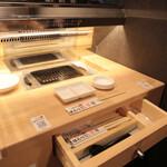 MESHIYAはらぺこ - C:ひとり焼肉推奨店