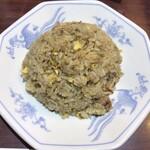 葉牡丹 - 炒飯セット  1,000円(税込)