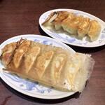 葉牡丹 - 焼き餃子