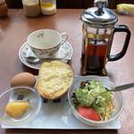 cafe terrace Hana - 料理写真: