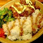手羽先居酒屋 テバス - チキチキバンバン(500円)定食