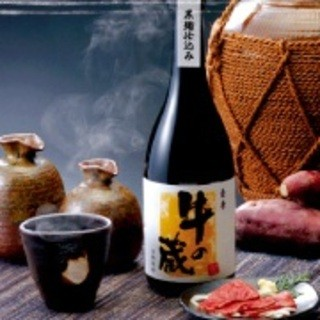 本場鹿児島でも人気の芋焼酎や黒糖焼酎を揃えております。