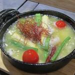 肉×野菜バル WTe - アヒージョ