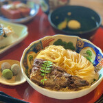 137001435 - 大きな鯖素麺
