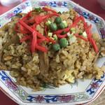 餃子ショップ - 炒飯