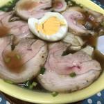 餃子ショップ - チャーシューワンタンメン