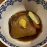 大人の日本酒バル いろり - 豚の角煮