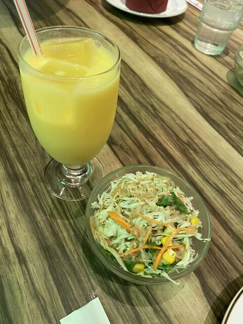 サンローズ 品川シーサイド店の料理の写真