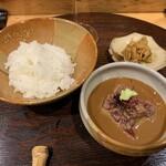 Edomaeshinsaku - マグロ茶漬け