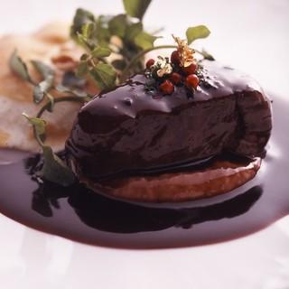 クイーン・アリス - 料理写真:鹿フィレ肉のポアレ
