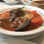 レストランブラジル - カルネ・デ・パネラ   CARNE DE PANELA