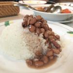 レストランブラジル - フェイジョンぶっかけライス