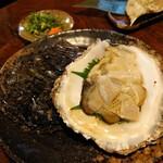 鬼の厨 しんすけ - 岩牡蠣
