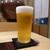 鮨旬美西川 - ドリンク写真:15:57の生ビール♪