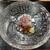 鮨旬美西川 - 料理写真:地物の真鯛昆布醤油で