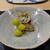 鮨旬美西川 - 料理写真:ズワイガニと帆立の春巻き、栗渋皮焼き、銀杏