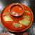 鮨旬美西川 - その他写真:甘鯛のお椀、焼き松茸