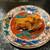 鮨旬美西川 - 料理写真:海老の頭焼き、濃厚な味噌でお酒がすすみます♪