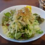 アクア スペランツァ - こだわり野菜のサラダ