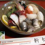 新松 - 酢の物