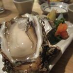 こけら - 岩牡蠣