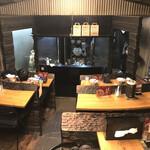 137020486 - 厨房とカウンター