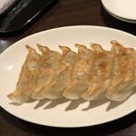 美蘭 - 焼き餃子(350円)