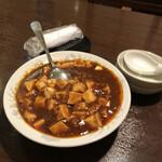 美蘭 - マーボ豆腐(680円)