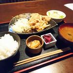 おばんざい家 そう吉 - 生姜焼き定食