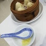 chuukamenkicchimmakuri - 小籠包