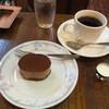 神田珈琲園 - 料理写真:ケーキと珈琲