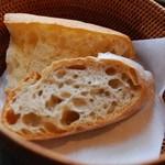 マザームーンカフェ - ランチのパン