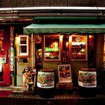 エラドゥーラ - 旧店外観(堂山町)