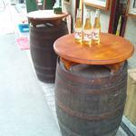 エラドゥーラ - 立ち飲み用樽
