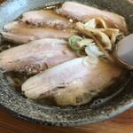 kobiki tei - 醤油+チャーシュー1,050円