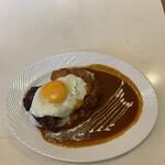 Kicchinkarori - チキンカツ&ハンバーグカレー