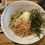 蕎麦 すぎむら - 料理写真:冷やのおろしそば1200円です